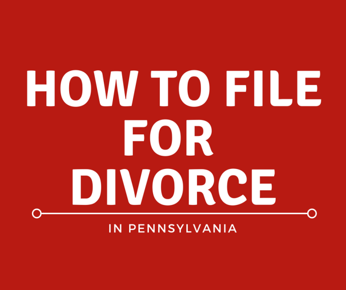 How-to-file-for-Divorce-PA